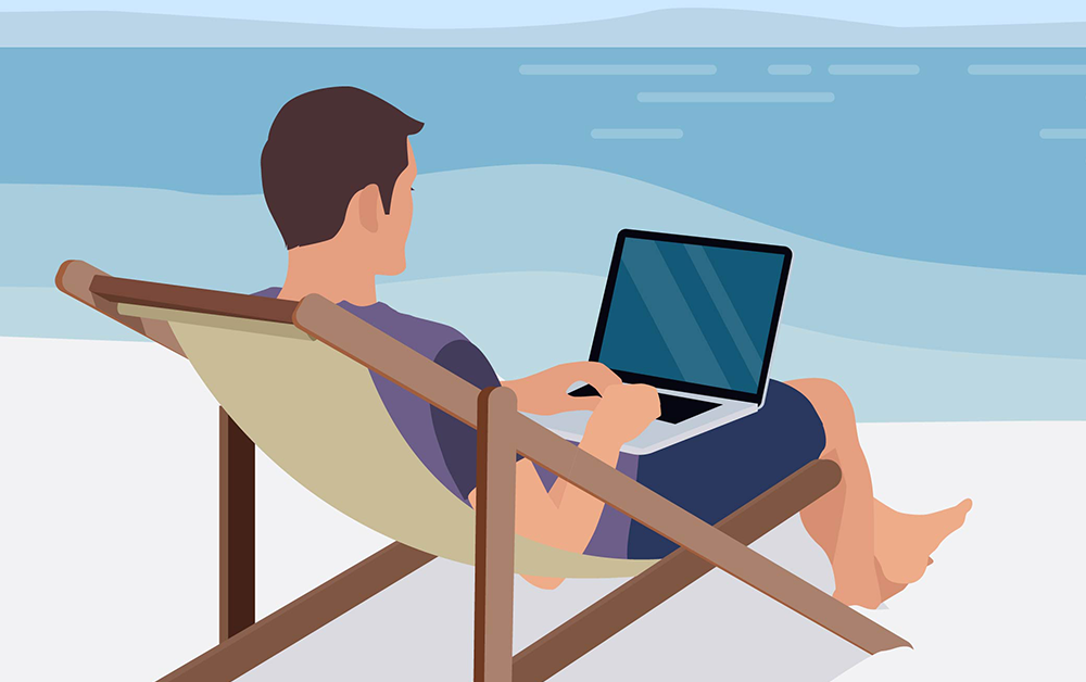 Vacation Time: 5 Tech Travel Tips You Can Use