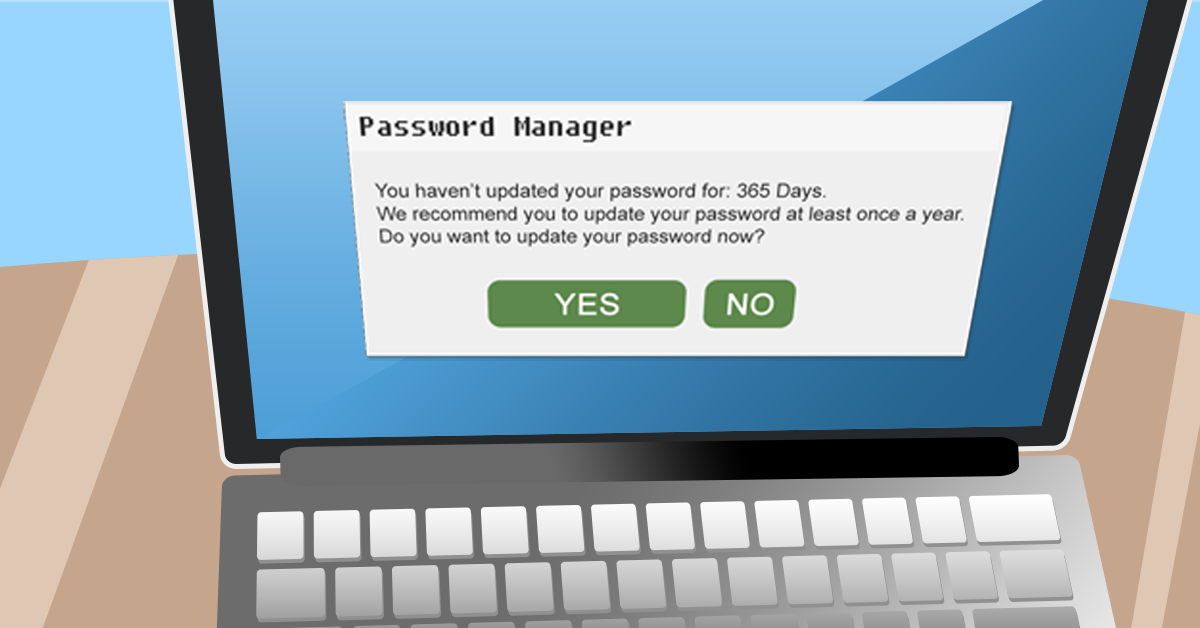 Is it time to change your passwords?