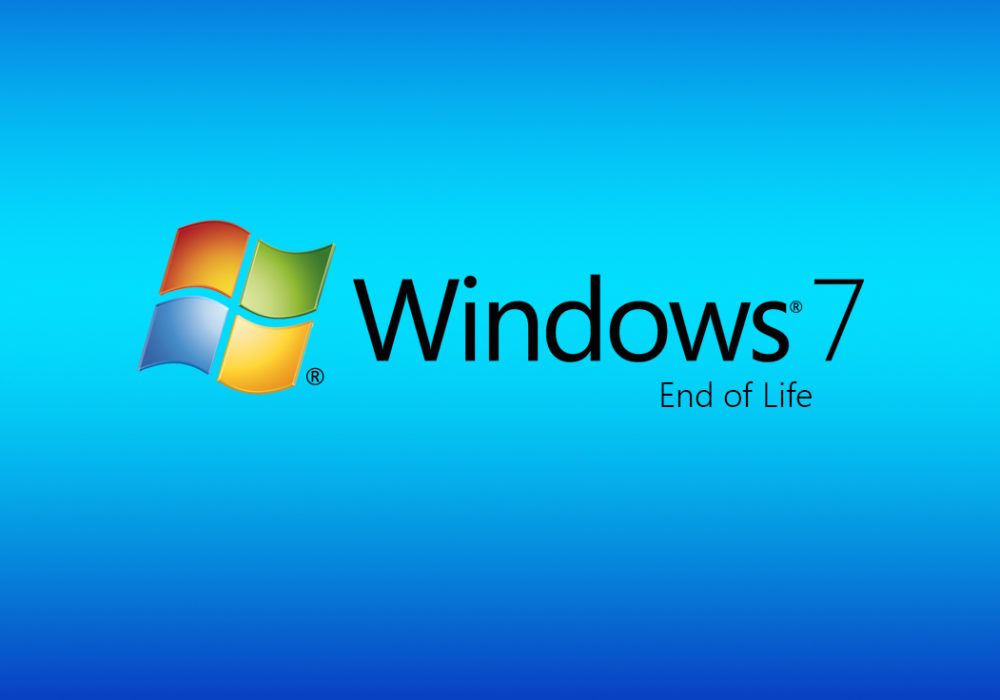 Time is Running Out For Windows 7